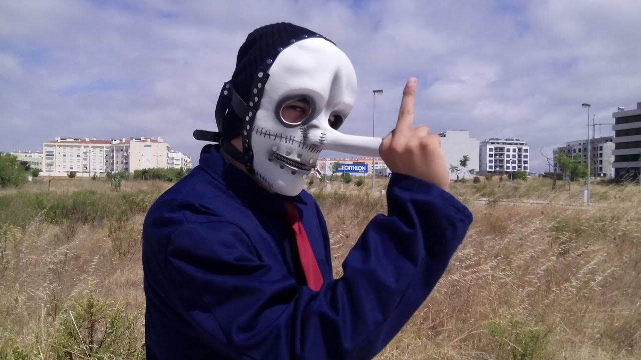 Slipknot Chris Fehn Mask Unboxing