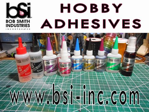 """Bob Smith Industries Adhesives"" - CAF:101 Customizer Product Reviews"