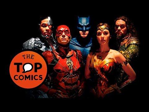Reseña Justice League