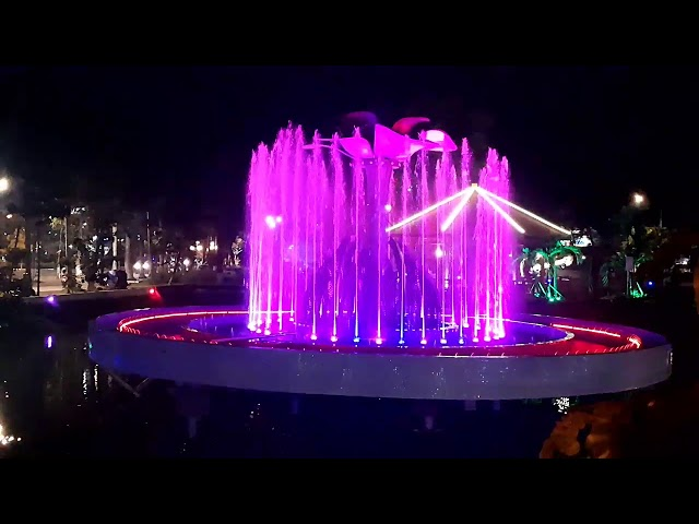 Monody - Nhạc nước công viên Bác Hồ - Sa Đéc - Đồng Tháp