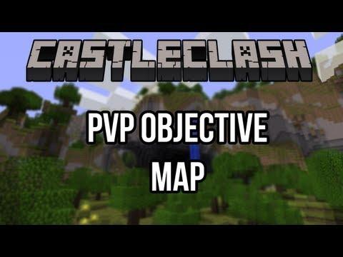 CastleClash [Minecraft Custom Map]