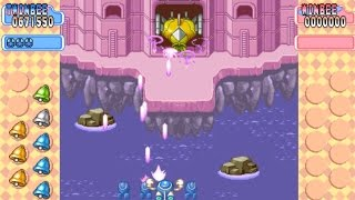 Twinbee Portible (PSP) I Don't Get Far.LOL