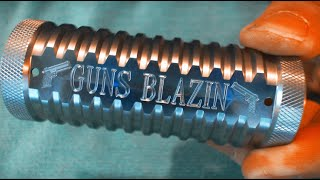 Guns BLAZIN Mech mod - It