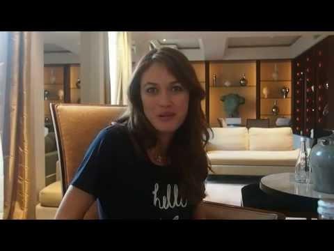 Momentum: interview avec Olga Kurylenko