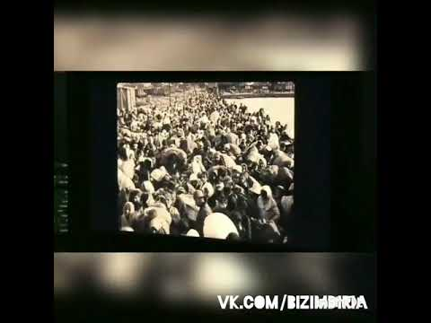 Геноцид армян. Реальные кадры. Видно, как перемещают и увозят из Турции на лодках армянских сирот