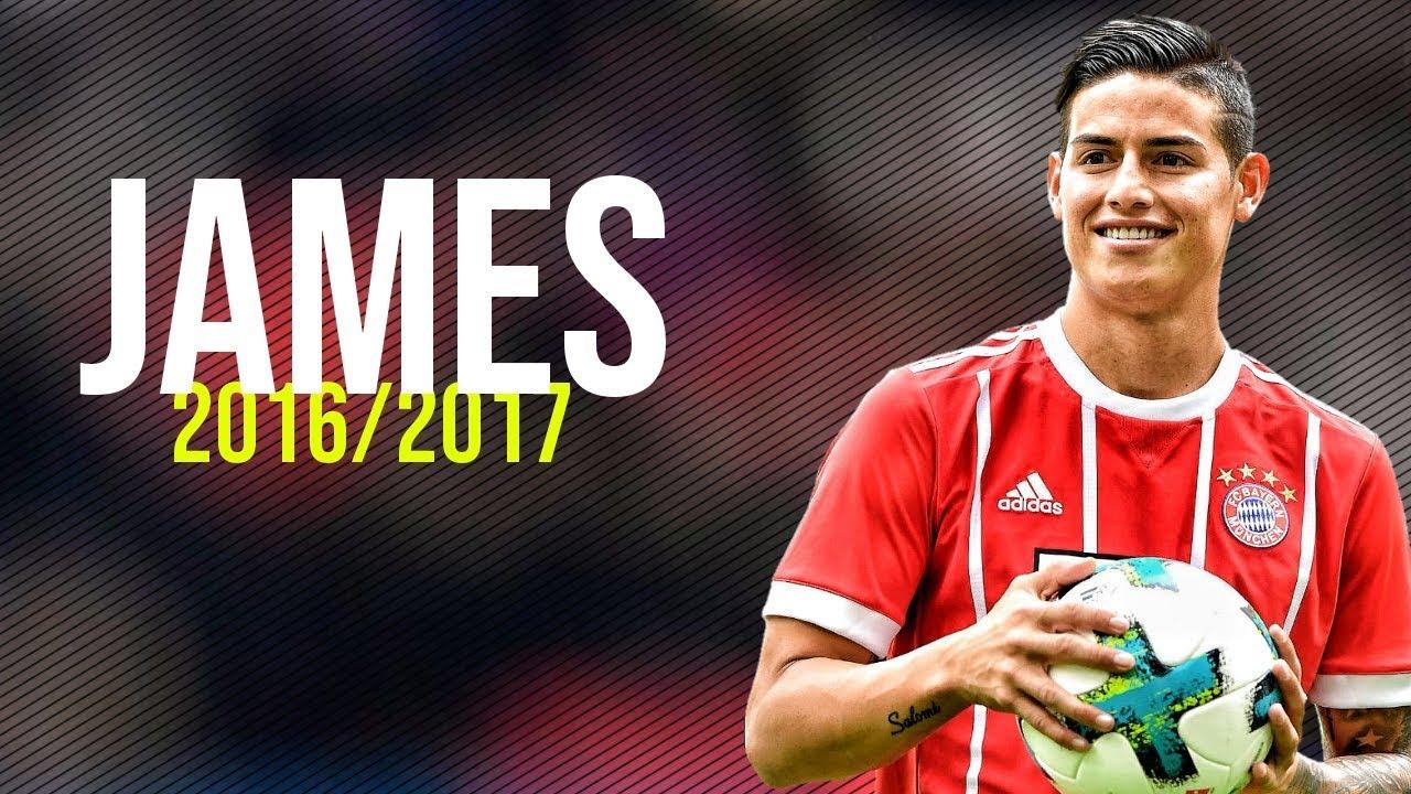Download JAMES RODRIGUEZ🇨🇴 - Skills Show - 2016/2017 //HD