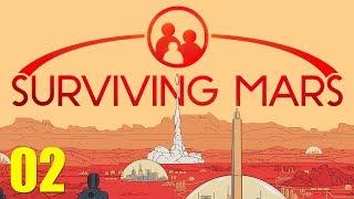 Surviving Mars - Первый Человек на Марсе! - #02