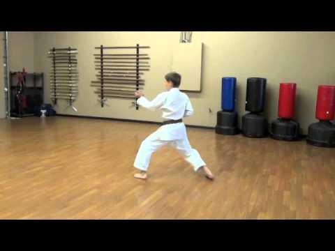 Lincoln Budokan, Hangetsu Kenkojuku Shotokan Karate