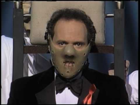 Billy Crystal's Hannibal Lecter Entrance: 1992 Oscars
