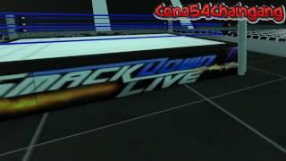 [ROBLOX] SmackDown Live 2017 Entrances