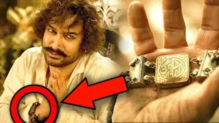 THUGS OF HINDOSTAN Trailer BREAKDOWN - Analysis,Easter Eggs & References You Missed