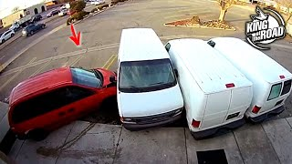 How to not drive your car/Car fails/Idiots in cars #7 February 2020
