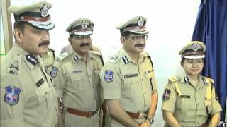 anurag sharma ips dgp ts inaugurated cp office reception pro hyderabadpolice