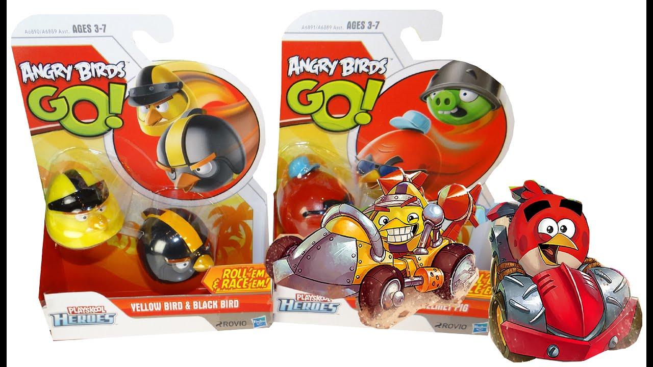 Juego de carrera de kart de Angry Birds Go 2016  Racing game of