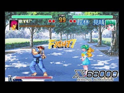 【 X68000 】 SFXVI その76 SETUP.X27
