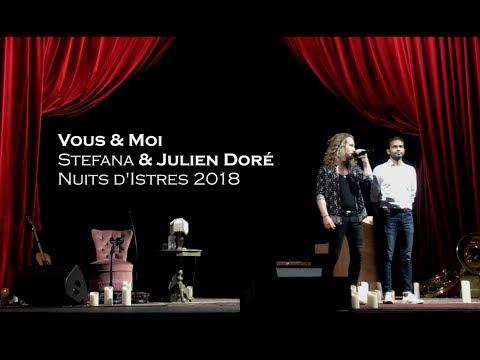 Première partie de Julien Doré