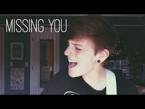 NEW All Time Low- Missing You (Cover by Sadie Bolger)