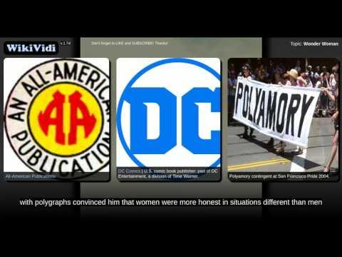 Wonder Woman - WikiVidi Documentary