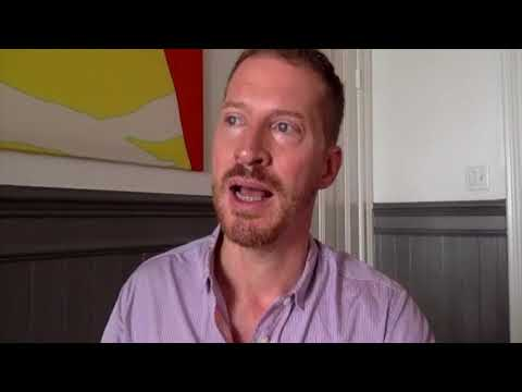 Andrew Sean Greer on Writing LESS - 1