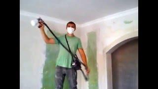 Как хорошо покрасить потолок при помощи пульверизатора(, 2015-12-20T18:50:08.000Z)