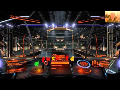 Elite: Dangerous 2.0 - The Wanderer Returns... Pioneer Lukozer (PC) 1080P HD