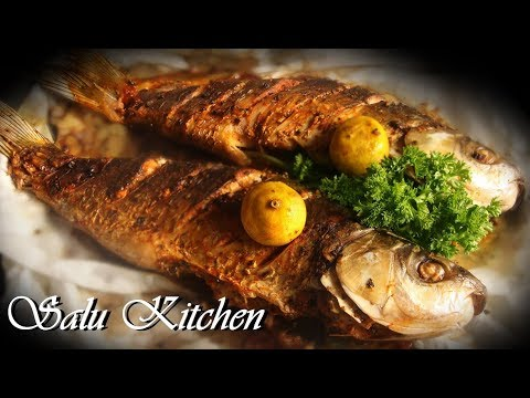 How to make Tasty Grilled Fish