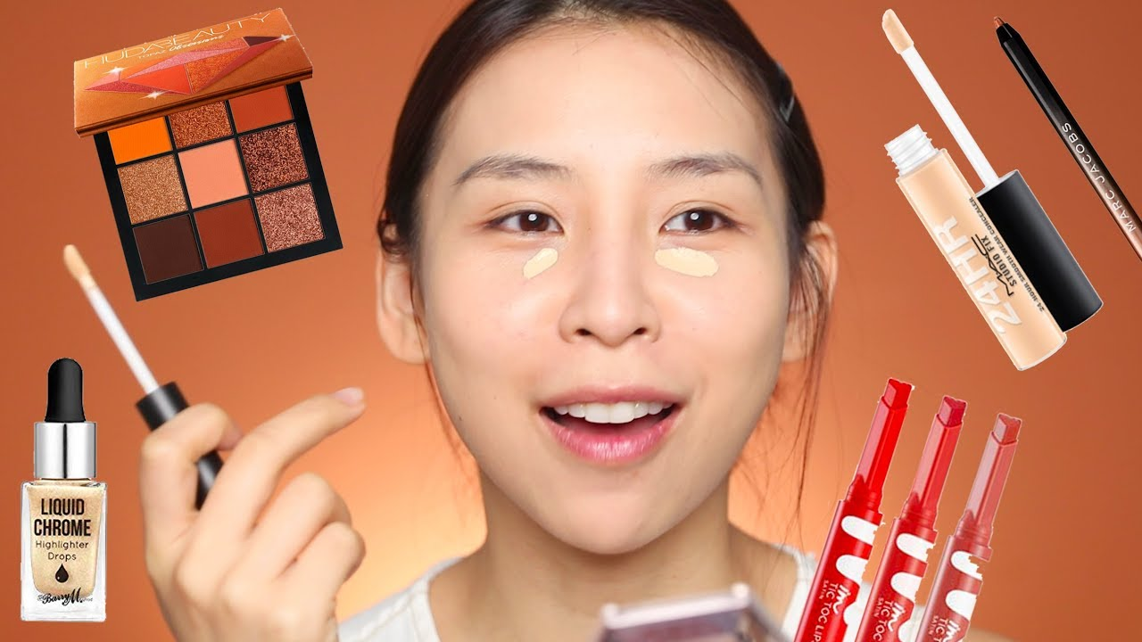 Testing New Makeup in Vietnamese – Trang điểm Với Makeup mới (Tiếng Việt)