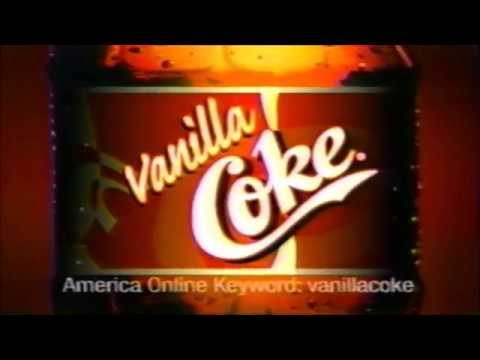 Vanilla Coke Simon Cowell Commercial 2003