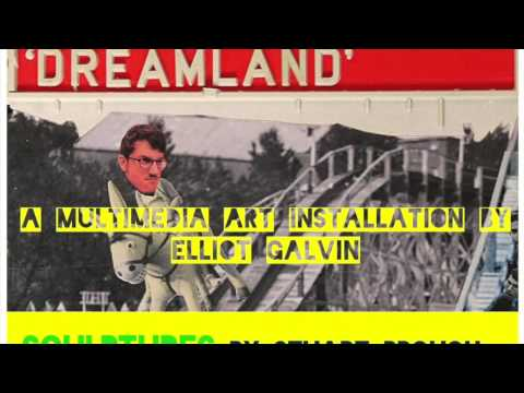 Elliot Galvin's 'Dreamland' @ Turner Contemporary #SummerofColour