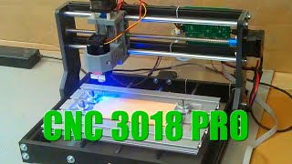 чПУ Станок 3018 ПРО с лазером (CNC 3018 PRO)