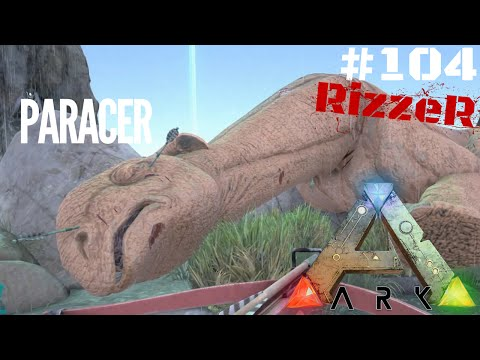 ARK Survival Evolved PL - Paraceratherium - oswajanie konia #84