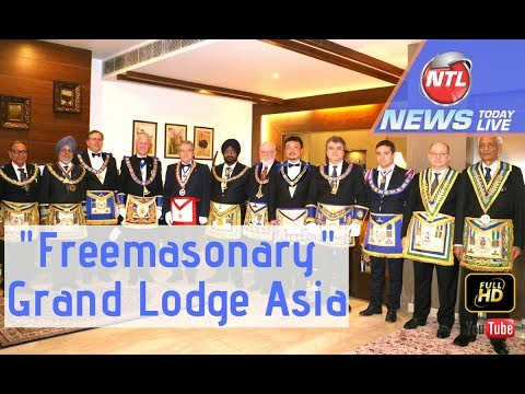 Grand Lodge Asia Pacific Masonic Freemasonary Confedaration Conference