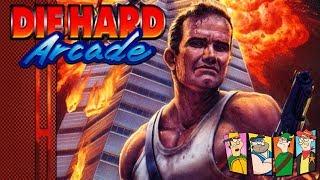 Die Hard Arcade | Co-op Arcade