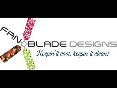 company review fan blade designs