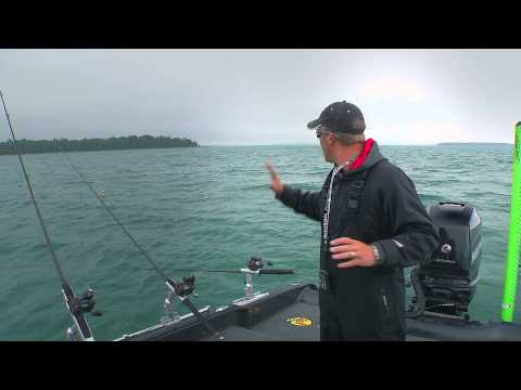 Fishing Tip - Trolling Boards And Flat Lines To Cover More Water S11E11