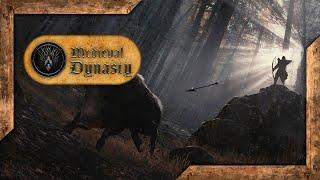 Medieval Dynasty • Визит к отшельнику-охотнику •