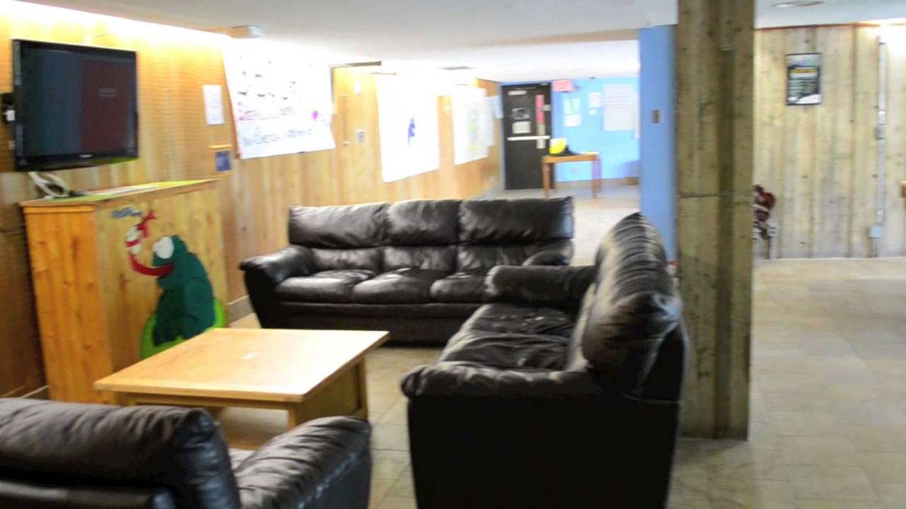 Lady Eaton College Residence Amenities Youtube