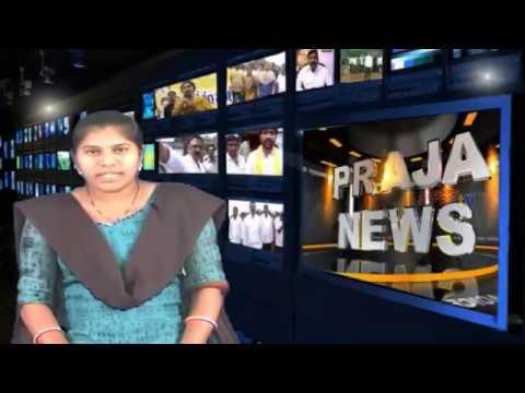 Praja Cable TV// News Bulletin // October 29th // 2017