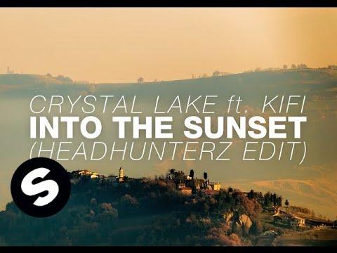 Crystal Lake Ft. Kifi - Into The Sunset (Headhunterz Edit)