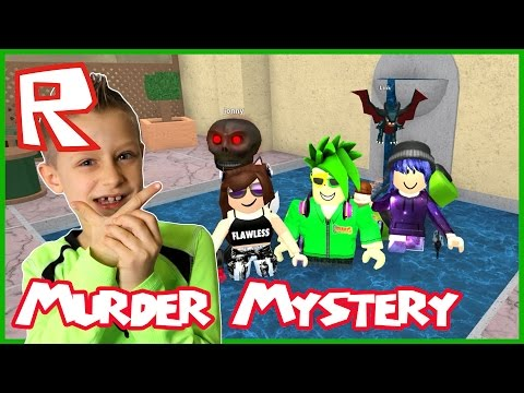 Shoot Him / Roblox Murder Mystery