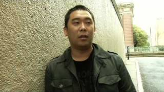 "Walrus TV Artist Profile: David Choe Part 1 of 3 -  ""Learning Spraypaint"""