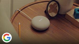 Découvrez le nouveau Nest Mini. Un son de qualité, un allié de taille. - Google France