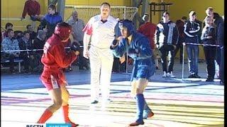 Всероссийский турнир по боевому самбо памяти Чуйкина прошёл в Лахденпохья