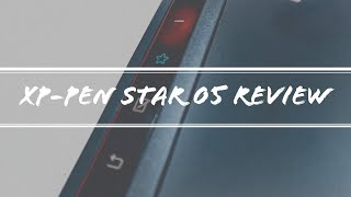 XP-Pen Star 05 Wireless Tablet | Unboxing and Review