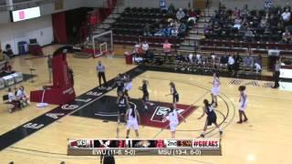 Highlights - WBB vs. Montana State (Jan. 21)