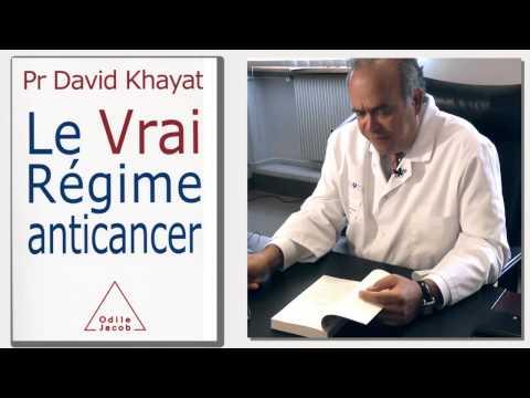 Le Vrai Régime anticancer du Pr David Khayat
