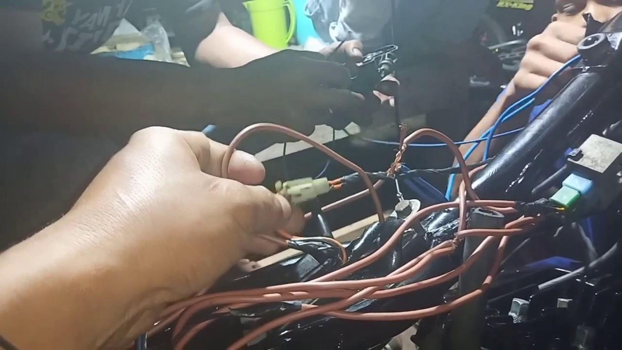 Cara merakit sendiri Kabel Motor Rx-King | Merk Amme ... on