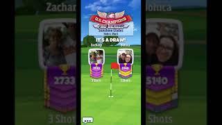Golf Clash Advanced Wind Techniques part 2 (Tour 11 holes)