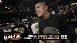 Grind Time Presents: Loe Pesci vs Tantrum part 2