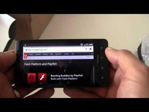 motorola droid x2 video clips rh phonearena com Droid Cases Droid X2 Battery